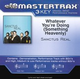 Whatever You're Doing (Something Heavenly), Accompaniment CD