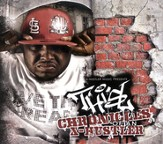 Chronicles Of An X-Hustler CD