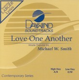 Love One Another, Accompaniment CD