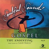 The Anointing, Accompaniment CD