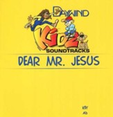 Dear Mr. Jesus, Accompaniment CD