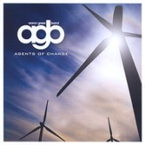 Agents of Change CD