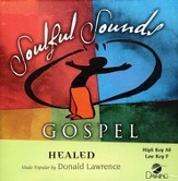 Healed, Accompaniment CD