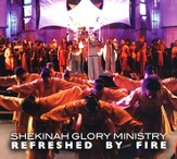 Refreshed By Fire CD