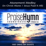 Atonement Medley (Low With Background Vocals) [Music Download]