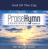 God of This City, Accompaniment CD