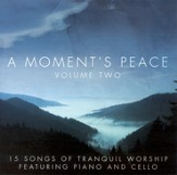 A Moment's Peace, Volume 2 CD