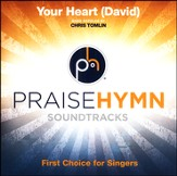 Your Heart (David), Acc CD