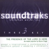 The Presence Of The Lord Is Here Acc, CD
