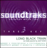 Long Black Train, Accompaniment CD