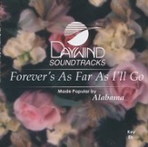 Forever's As Far As I'll Go [Music Download]