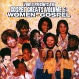 Gospel Greats Volume 5: Women Of Gospel CD