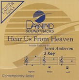 Hear Us from Heaven, Accompaniment CD