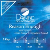 Reason Enough, Accompaniment CD