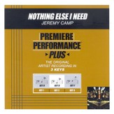 Nothing Else I Need, Accompaniment CD