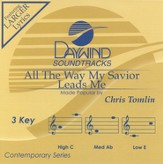 All The Way My Savior Leads Me, Accompaniment CD