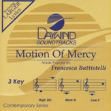 Motion Of Mercy, Acc CD