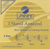 I Stand Amazed, Accompaniment CD