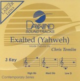 Exalted (Yahweh), Accompaniment CD