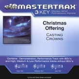 Christmas Offering, Accompaniment CD