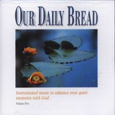 Our Daily Bread, Volume 5: Hymns of Comfort CD