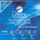 The Woman In My Little Girl's Room, Accompaniment CD