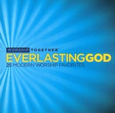 Everlasting God: 25 Modern Worship Favorites CD