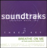 Breathe On Me, Accompaniment CD