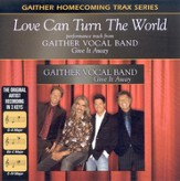 Love Can Turn the World, Accompaniment CD