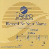 Blessed Be Your Name, Accompaniment CD