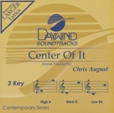 Center of It Acc, CD