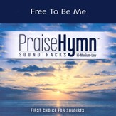 Free To Be Me, Accompaniment CD