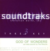 God Of Wonders, Accompaniment CD