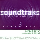 Homesick, Accompaniment CD