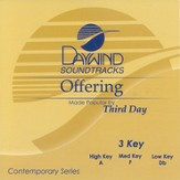 Offering, Accompaniment CD