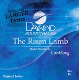 Risen Lamb, Accompaniment CD