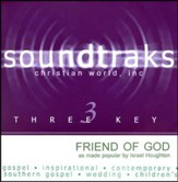 Friend Of God, Accompaniment CD