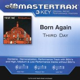 Born Again, Accompaniment CD