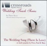Wedding Song (There Is Love), Acc CD