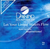 Let Your Living Waters Flow, Accompaniment CD