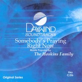 Somebody's Praying Right Now, Accompaniment CD