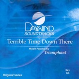 Terrible Time Down There, Accompaniment CD