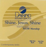 Shine, Jesus, Shine, Accompaniment CD