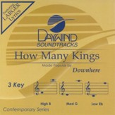 How Many Kings, Accompaniment CD