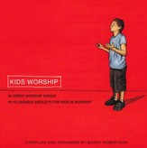Kids Worship, Stereo CD