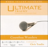Countless Wonders Acc, CD