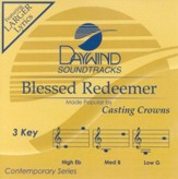 Blessed Redeemer, Accompaniment CD