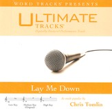 Lay Me Down (Medium Key Performance Track With Background Vocals) [Music Download]