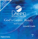 God's Gettin' Ready Acc, CD