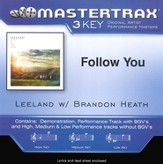 Follow You, Accompaniment CD